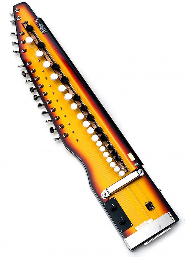 [共鳴弦つき]インドの電気大正琴-Shahi Bajaの写真