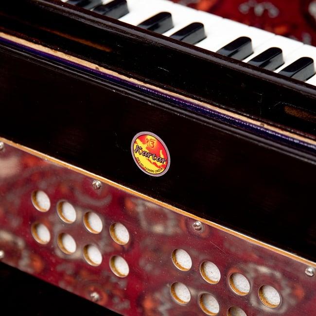 【Kartar Music House社製】携帯ハルモニウム 9 - Kartar Music House社製です