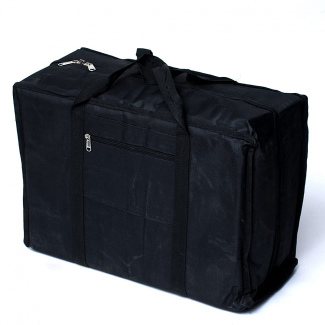 【Kartar Music House社製】ポップアップハルモニウム 3ドローンタイプ 9 - 黒いソフトケース付きです。