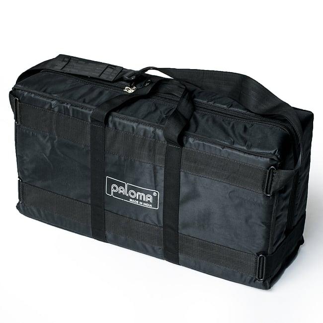 【PALOMA社製】携帯ハルモニウム(品質良)の写真9 - ケース付きなので、持ち運びにもとっても便利です!