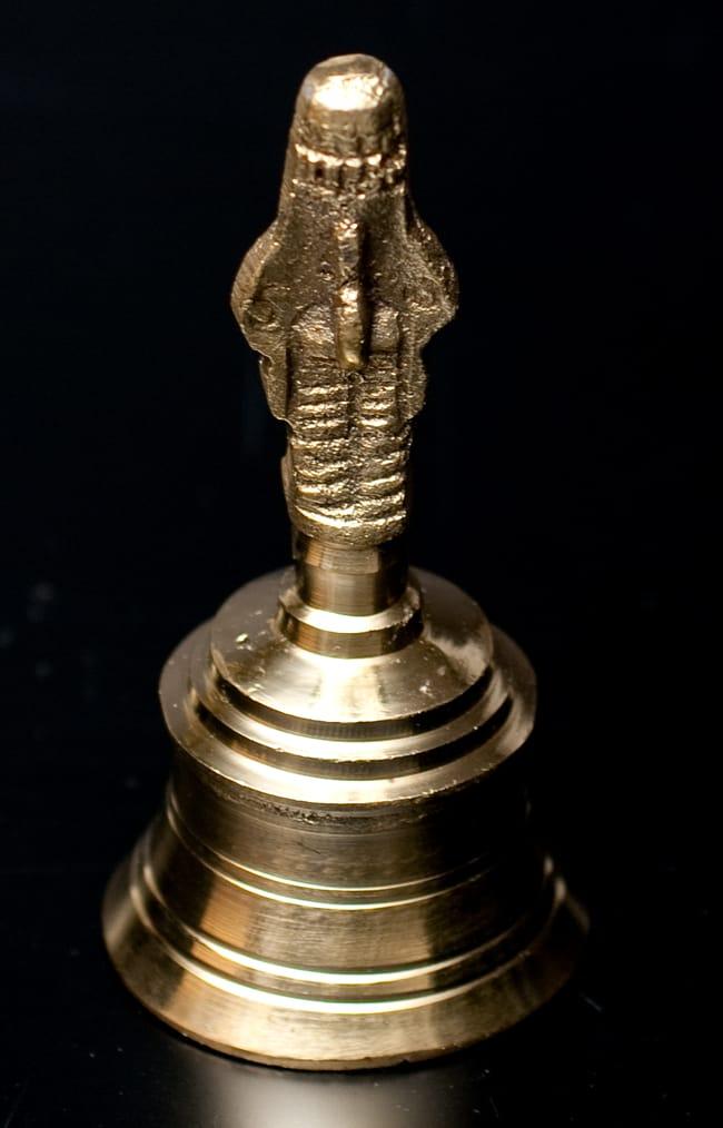 ハヌマーンのハンドベル【8.5cm】 4 - 裏面の写真です