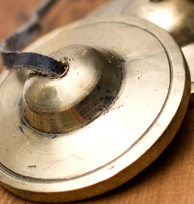 シンプルゴールドディンシャ【約6.5cm】 2 - 雰囲気のある一品です。