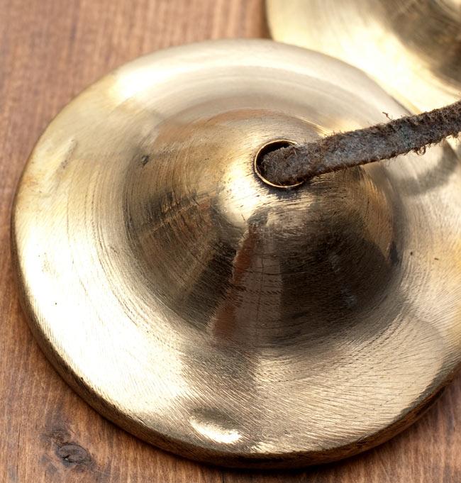 シンプル・ディンシャ[直径:約6cm]の写真2 - 拡大写真です