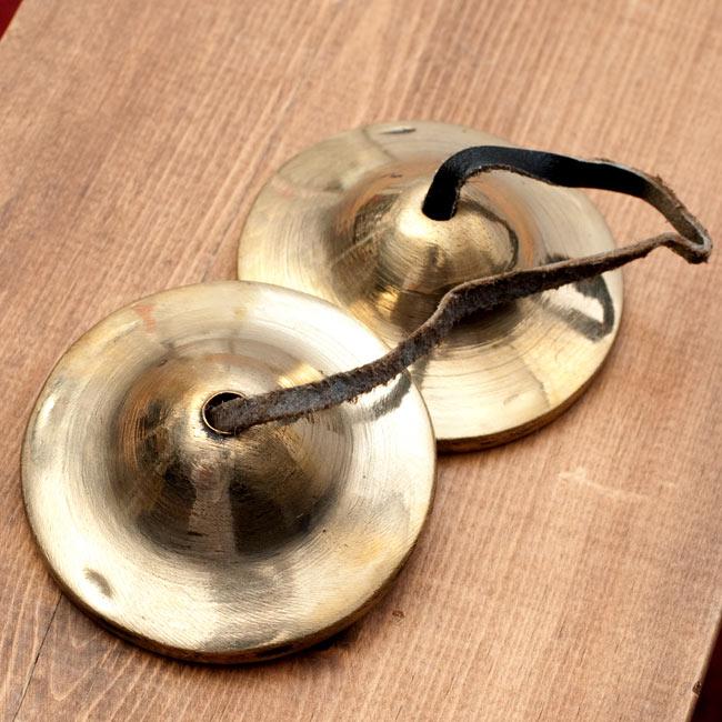 シンプル・ディンシャ[直径:約6cm]の写真