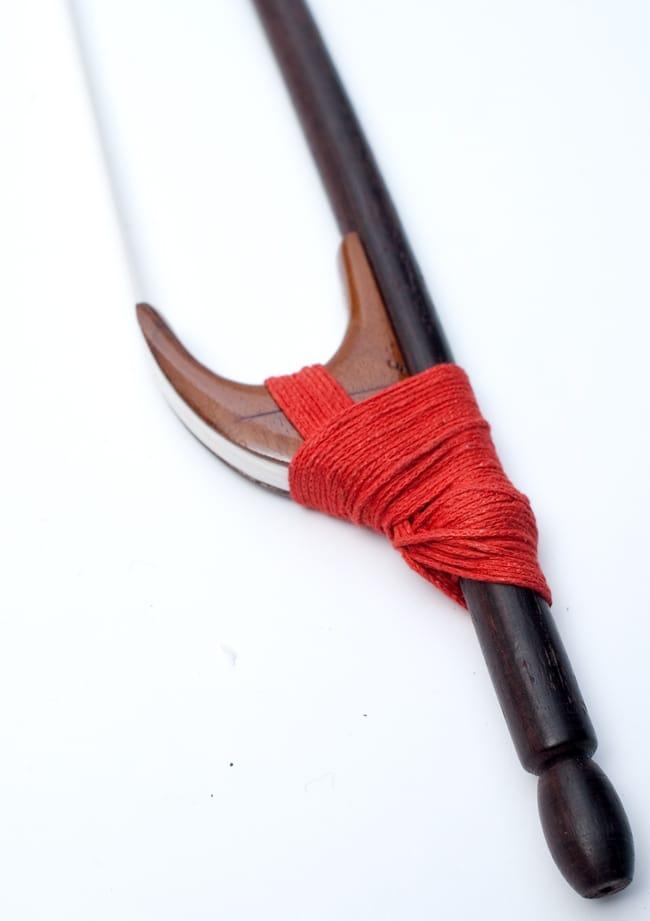 サーランギ Sarangi [ハードケース・交換弦付き] 10 - 拡大写真です