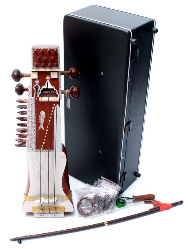 サーランギ Sarangi [ハードケース・交換弦付き]の写真