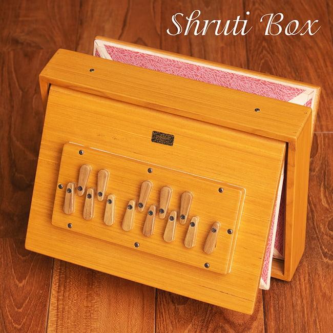 シュルティボックス Shruti Box[ピンク]の写真