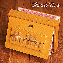 シュルティボックス Shruti Box[ピンク]