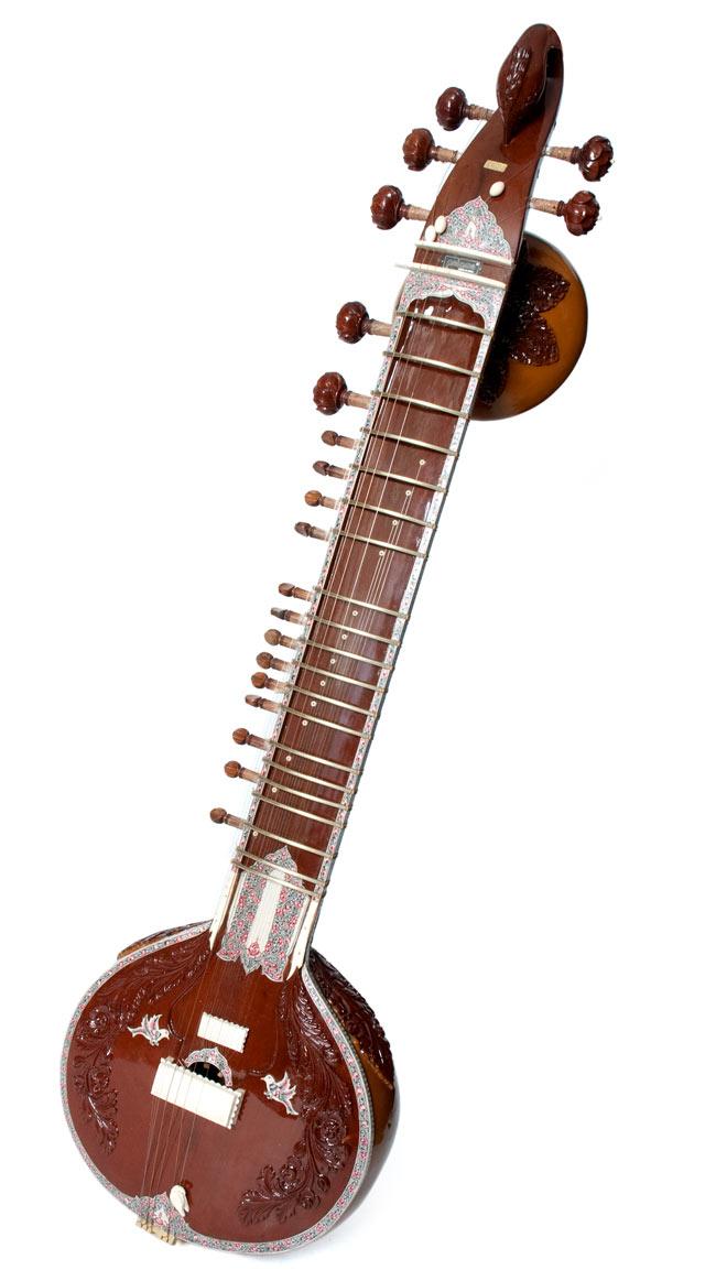 PALOMA製 スルバハール(Surbahar)の写真