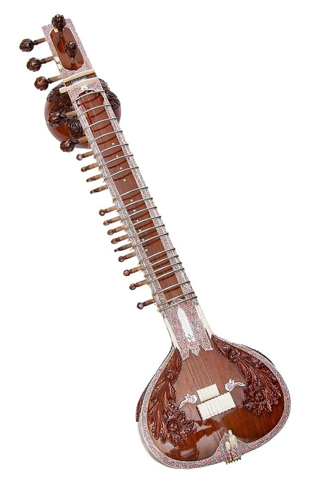 「シタール 楽器」の画像検索結果