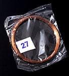 2弦用シタール弦(銅,27番)
