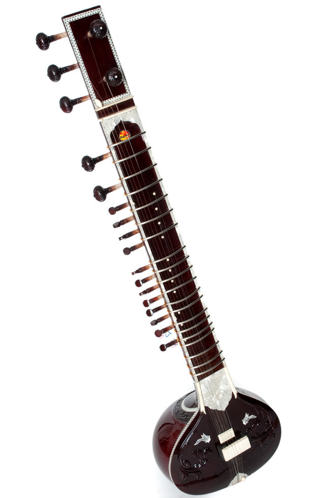 シタール弦セット 2 - お手持ちのシタールに張り替えてお楽しください!