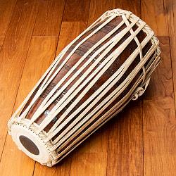 民族楽器のセール品:パカワジ - Pakwaj Leather Strap Fitting
