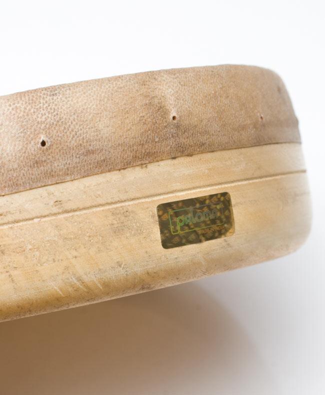 カンジーラ[18cm] 3 - 真横から見てみました。品質の良さで知られるPaloma社製です。