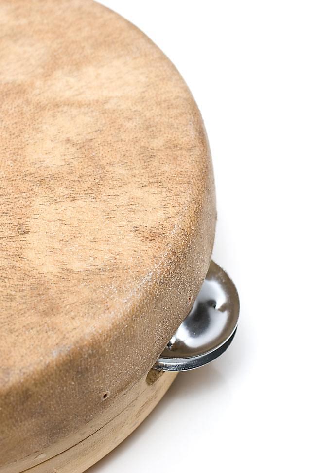 カンジーラ[18cm] 5 - 側面に鈴が取り付けられています。