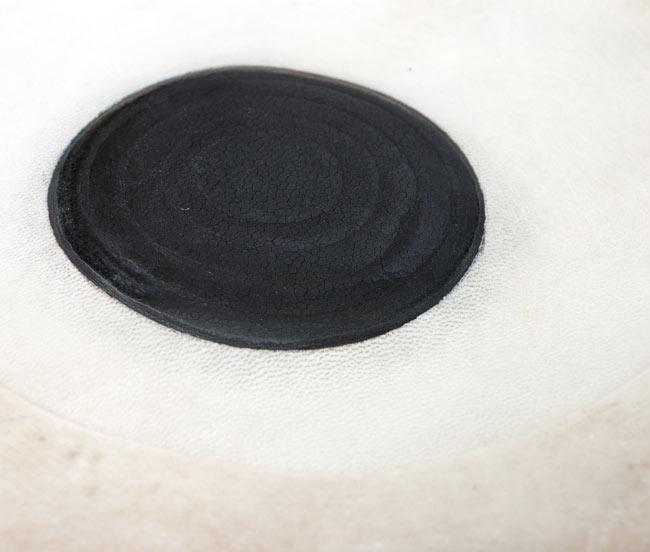 バヤンの皮 3 - スヤヒの部分です。