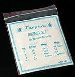 タンプーラ弦 女性声楽用・男性声楽用