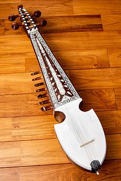 アフガニスタンの民族楽器 - ルバーブ - Rubab