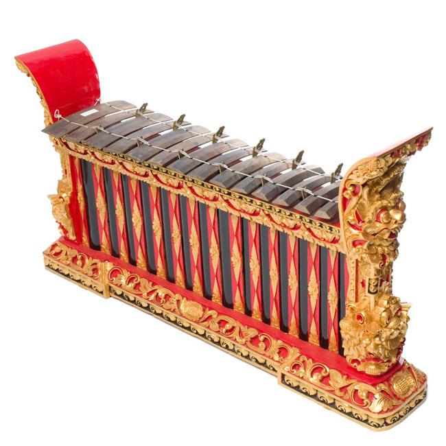 バリのガムラン - フルセット 5 - ガムラン - RAMBAT -の写真です