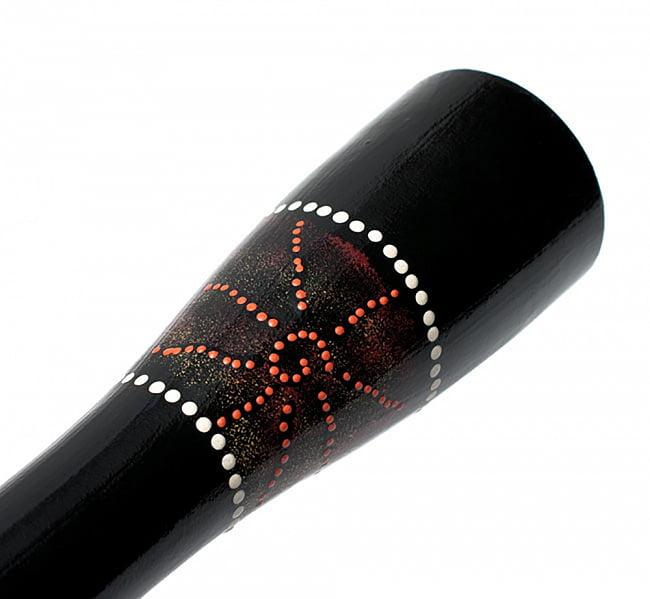 PVC製スライド式ディジュリドゥ 3 - 吹き口の写真です