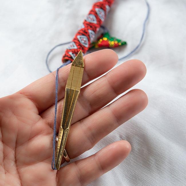 ミニダンモイ - ベトナムの口琴 アソート 4 - 口琴が無くならないようになっています