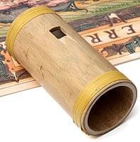 ホワホワ竹笛