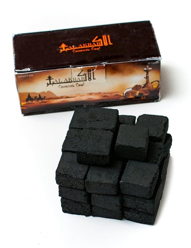 シーシャの炭 COCONUT COAL - 30個入り 1