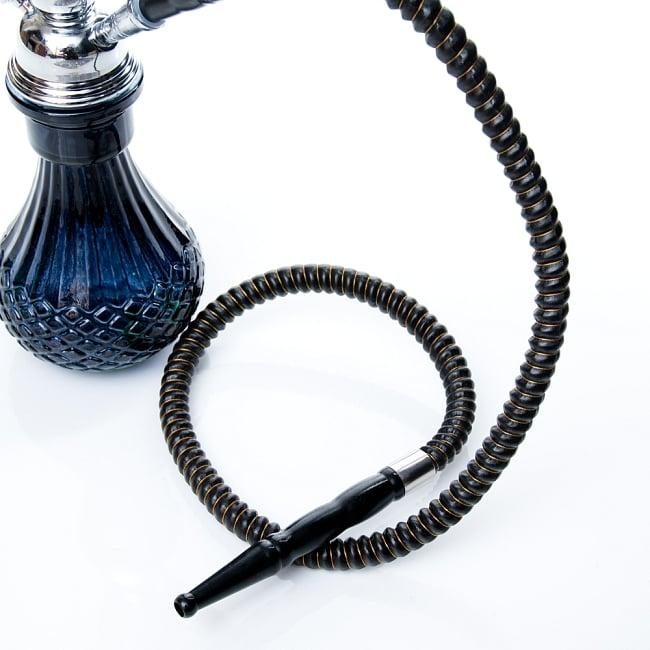 シーシャ(水タバコ)黒 【約31cm】の写真6 - この様な簡易用トングも付属されております。