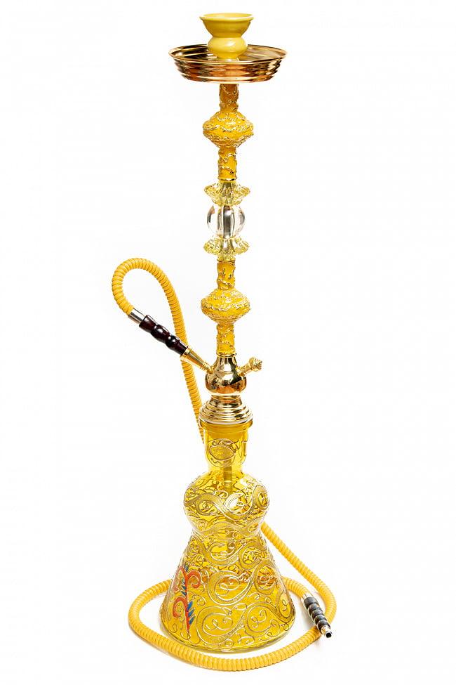 シーシャ(水タバコ) 黄 【約82cm】の写真