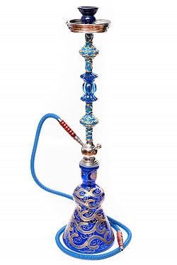 シーシャ(水タバコ) 青 【約82cm】の商品写真