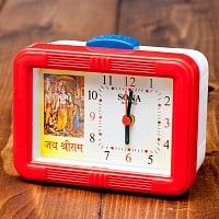 マントラ目覚まし時計 - ラーマヤナ Jai・Shree・Ram
