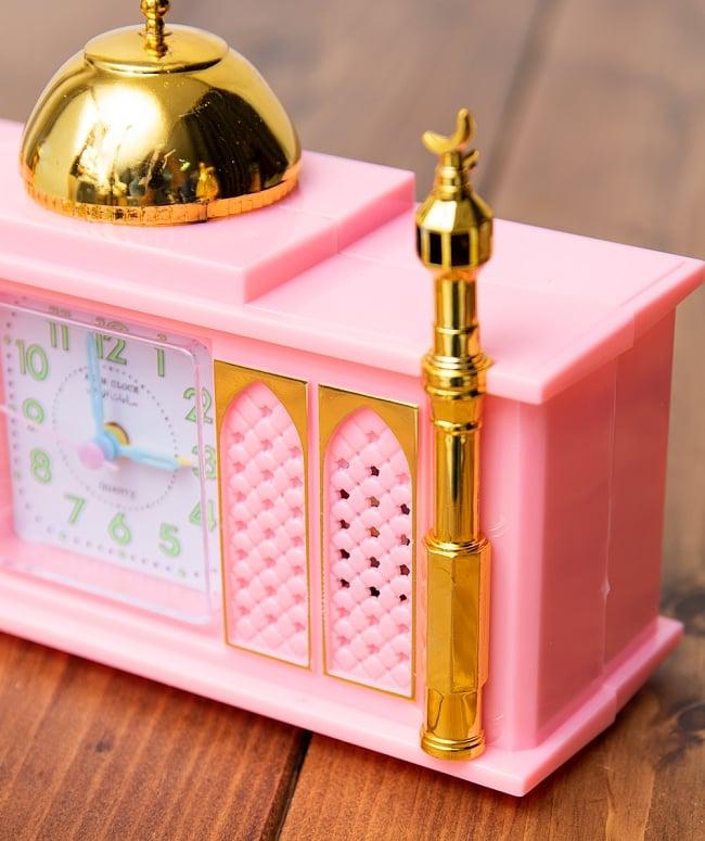 アザーン目覚まし時計−モスク-ピンク 4 - 角度を変えてみてみました