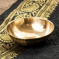 金色の小皿