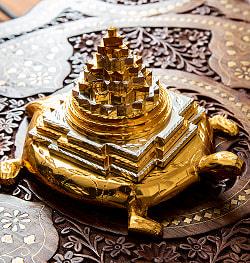 シュリー・ヤントラ ピラミッド カチュワ(kachwa) インド風水