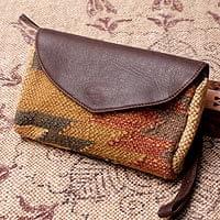 【一点物】伝統を紡いだ インド
