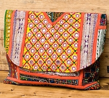 【一点物】アフガニクラッチバッグ-Lサイズ