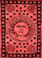 マルチクロス - 太陽と月【約200