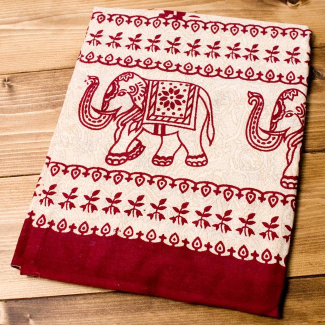 マルチクロス - 象【約200cm×約130cm】の写真9 - 【選択C】はこちらになります