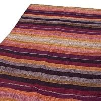 〔225cm×150cm〕柔らか手触りのイタワ織りマルチクロス - ブラウン