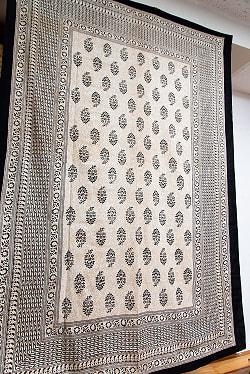 マルチクロス - ウッドブロックスタイル【約200cm x 136cm】
