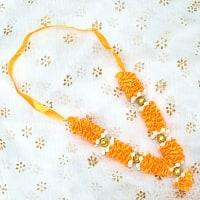 インドの花飾り【マーラー】小