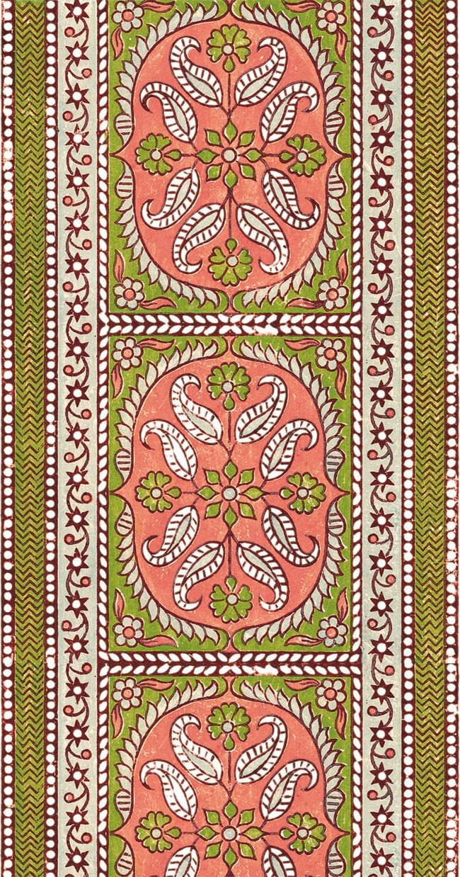 インドのテキスタイルデザイン【ティラキタオリジナルiPhone5ケース】の写真