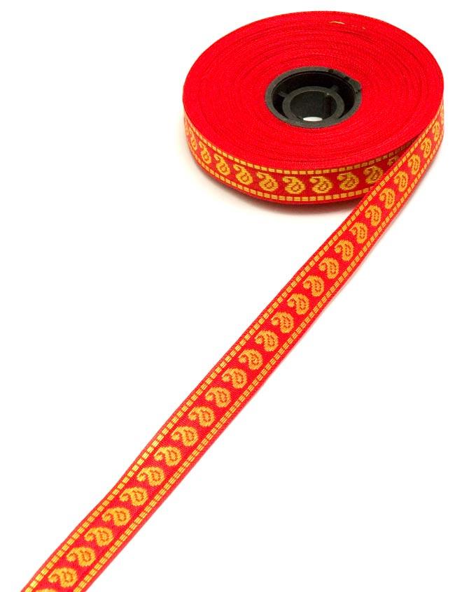 チロリアンテープ-メーター売(細幅 15mm)の写真
