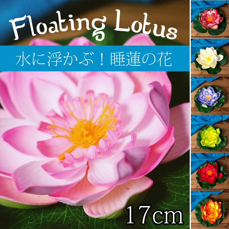 Tirakita Rakuten Global Market Floating Lotus Flowers In Lotus