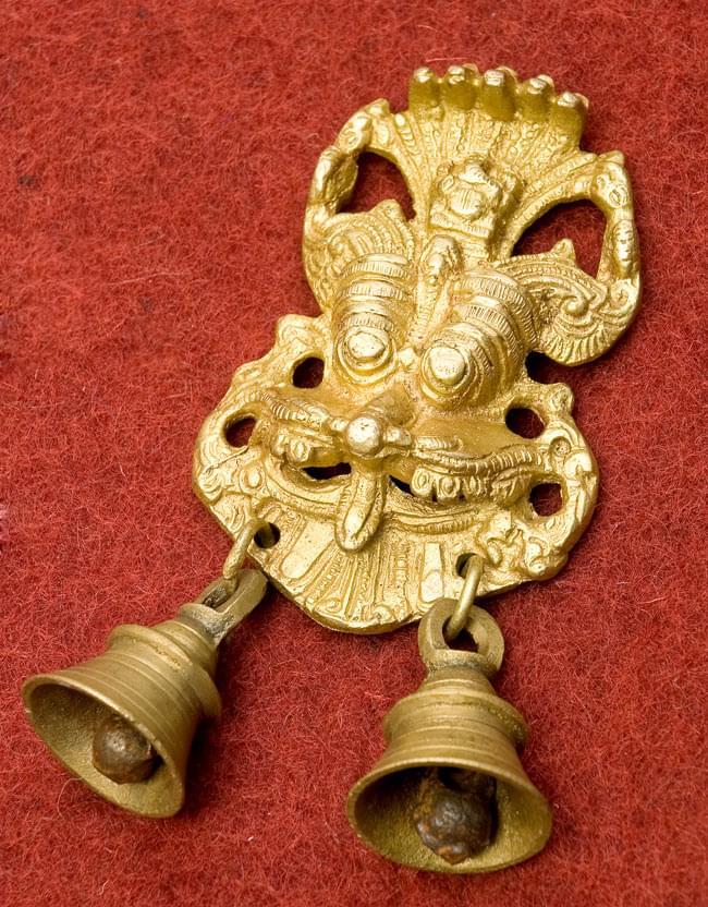 インドの神様ベル -Yali Faceの写真