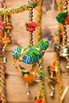 インドのU字型ハンギング - 鳥さ