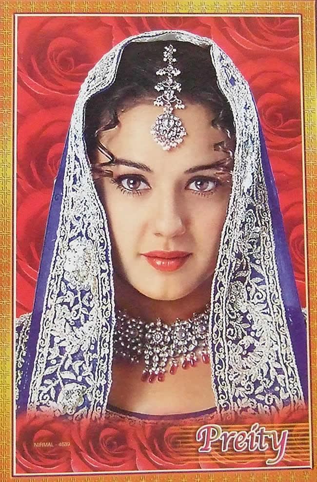 プリティー・ジンター (Preity Zinta)の写真1