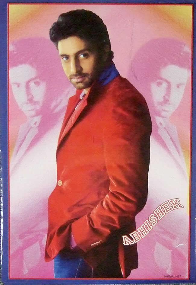 アビシェーク・バッチャン (Abhishek Bachchan)の写真1