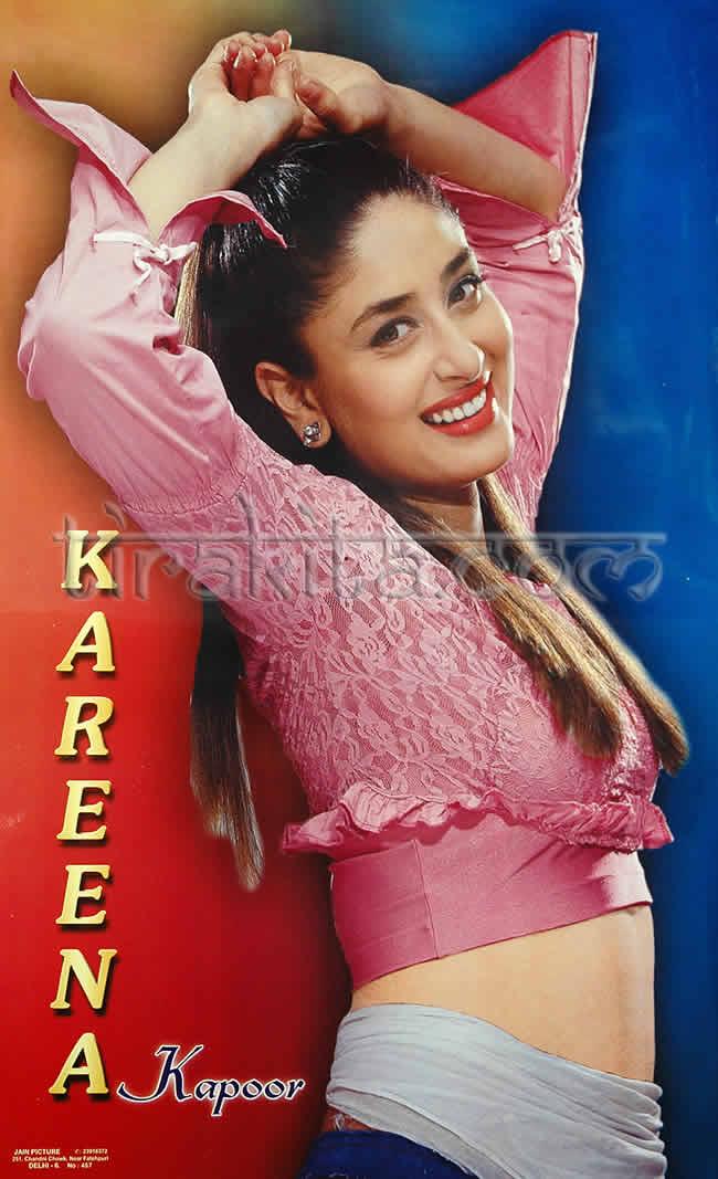 【特大】カリーナ・カプール(Kareena Kapoor)の写真1