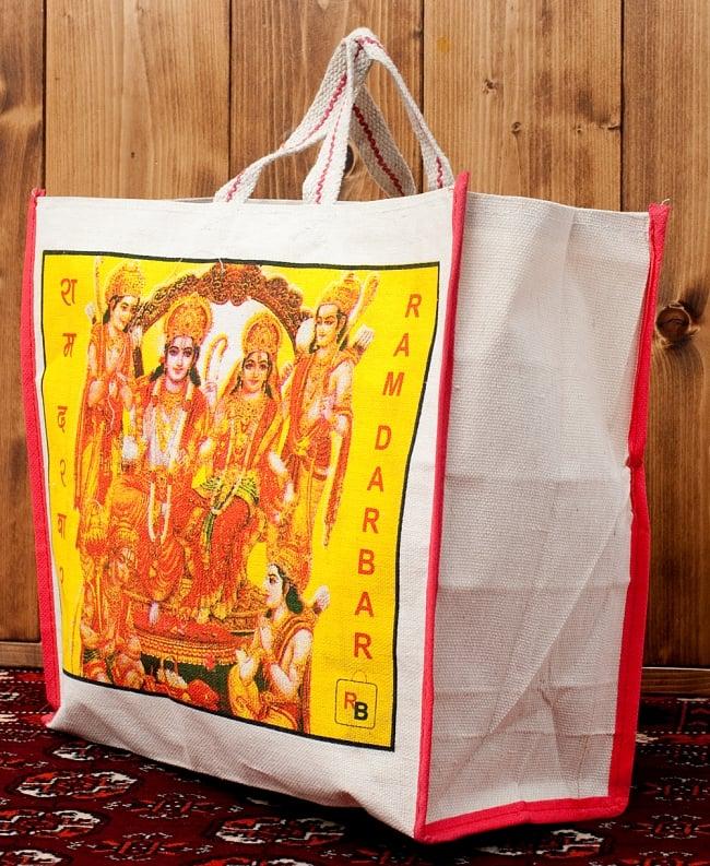 マサラ帆布バッグ[RAM DARBAR]の写真